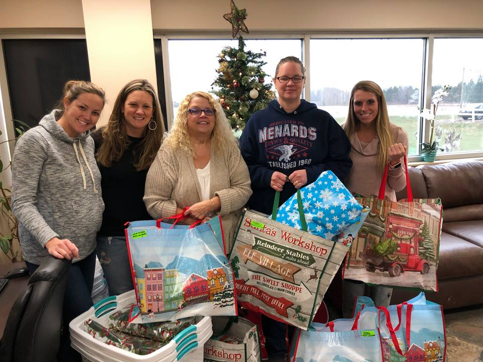 Family For Christmas.Adopt A Family 2018 Northern Logistics